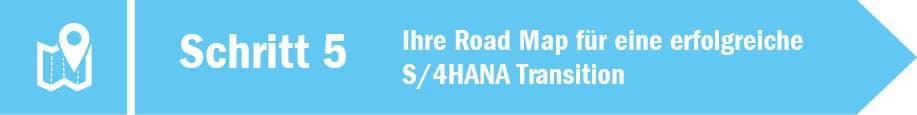 s4HANA Business Document Transition Schritte S5 1