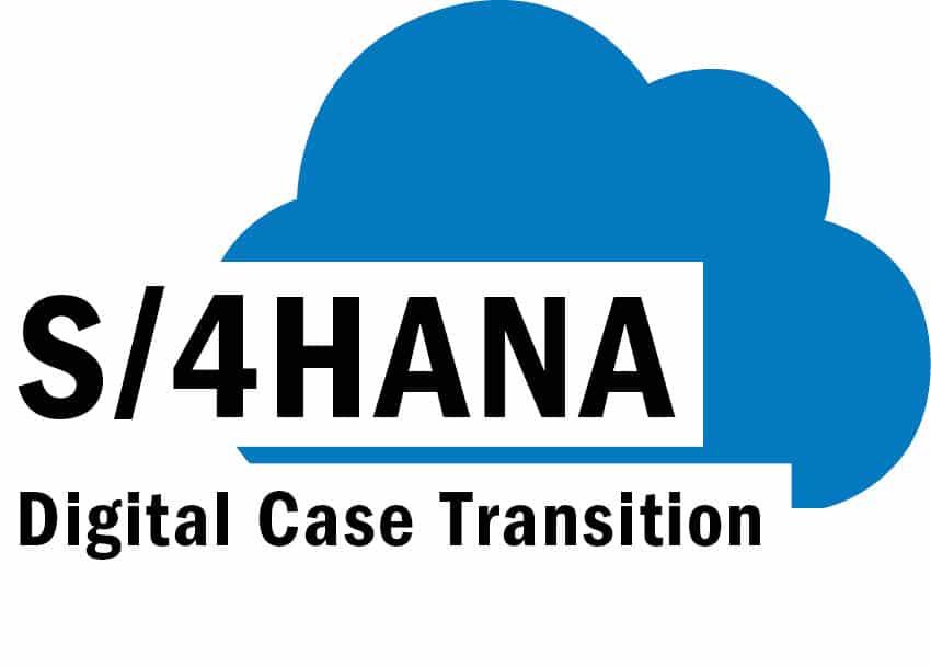 s4HANA Grafik Digital Case Transition