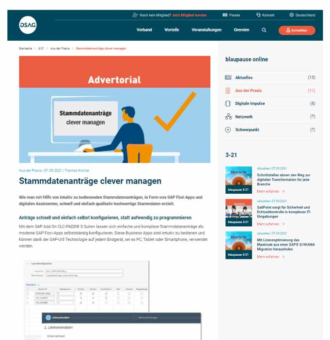 blueprint master data applications teaser